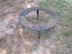 Fire Pit Frame