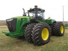 2015 John Deere 9420R 4WD Tractor