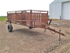 Hydraulic Hog Cart