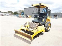 2013 Bomag BW124PDH-40 Vibratory Padfoot Compactor