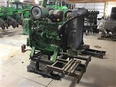 John Deere 6076TF Power Unit
