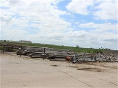Irrigation Pipe, Fittings, Risers, Big Guns & Sprinklers
