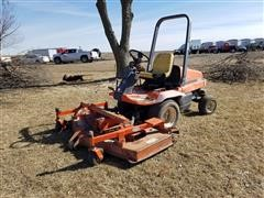 """Kubota F2560 72"""" Wide Commercial Front Mount Mower"""