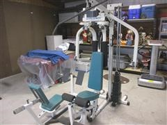 Pacific Fitness Total Body Workout Machine