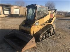 2003 Caterpillar 257 Compact Track Loader