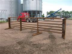 Freestanding Livestock Panels