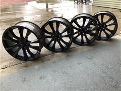 "2018 Ford Explorer 20"" Magnetic Met 10-SPK Rims"