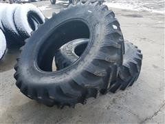 Titan Hi-Traction Lug Tires