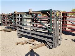 Behlen Corral Panels/Land Owner Gate