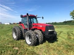 2000 Case IH MX270 MFWD Tractor
