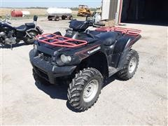 2009 Kawasaki Brute Force 750 4x4 ATV