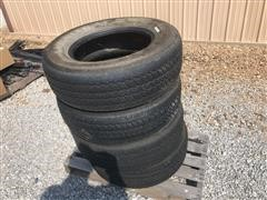 General 245/70R17 Tires