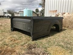 2017 Ford Super Duty 4X4 Truck Bed