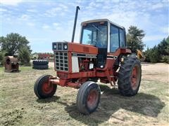 International 1086 2WD Tractor