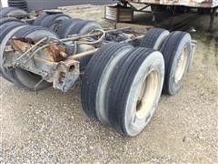 2001 Hutchens Semi-Trailer Tandem Axle W/Tires & Rims