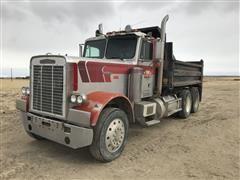 1982 Freightliner FLC120 T/A Dump Truck