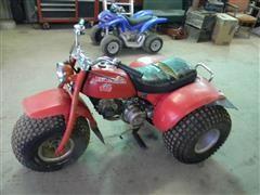 Honda Atc 110 3 Wheeler