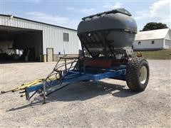 2013 Montag S16A6 Dry Fertilizer Distribution