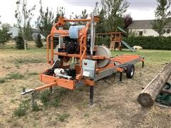 2016 Norwood Lumber Pro HD36 Saw Mill