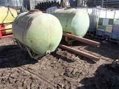 Universal Saddle Tank