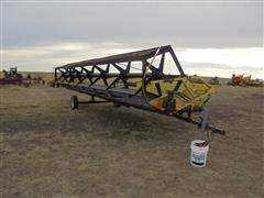 Honey Bee SP30 Grain Harvester Header & Trailer