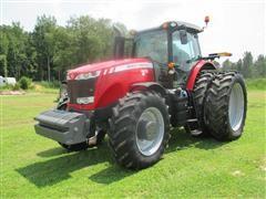 2013 Massey Ferguson 8670 MFWD Tractor