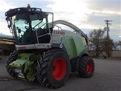 2009 Claas Jaguar 980 Forage Harvester