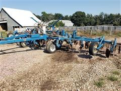 Blu-Jet Anhydrous Ammonia Applicator