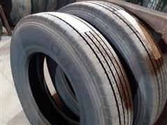 Dayton 11R24.5 Tires