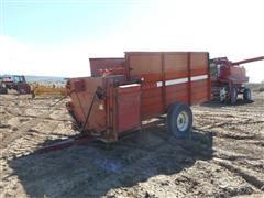 Schwartz S/A Feeder Wagon