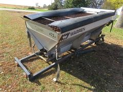 Warren AC-1420A-7 Sand Or Salt Spreader