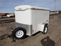 2003 Haulmark Enclosed Trailer