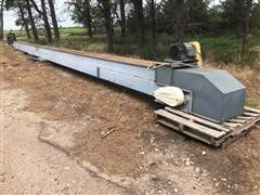1999 Rapat Series F 6018 Rubber Belt Conveyor