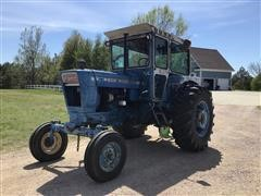 1971 Ford 5000 2WD Tractor
