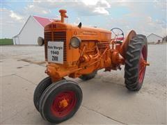 1940 Minneapolis Moline Z 2WD Tractor
