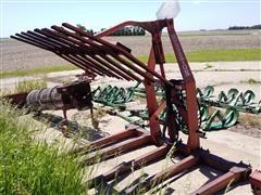 Hesston Stakmover 10 3-PT Stack Mover