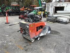 2013 Husqvarna FS6600 Self-Propelled Saw