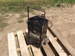Exide Portable Battery Charger