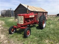 1957 Farmall 450 Antique 2WD Tractor
