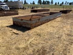 Steel Water Livestock Tank