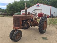 1951 Farmall Super M 2WD Tractor