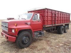 1988 Ford F-800 Grain Truck
