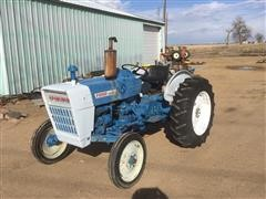 1973 Ford 2000 2WD Tractor