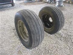 11.5L-15 Implement Tires On 6 Bolt Rims