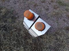 Meteorlite 22010 Strobe Lights & Brackets
