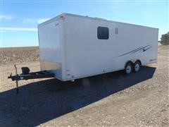 2004 Pace Explorer RT Enclosed Trailer