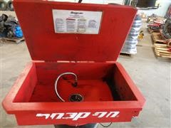 Snap-On PBD 2622 A Barrel Mount Recirculating Parts Washer