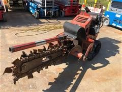 2013 DitchWitch RT 20 Walk Behind Trencher