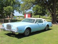 1974 Lincoln Continental Mark IV 2 Door Car