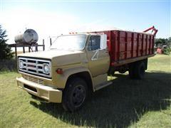 1975 GMC 6000 S/A Grain Truck